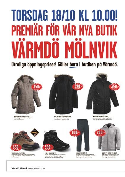 INTERSPORT MÖLNVIK